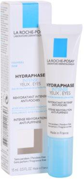 La Roche-Posay Hydraphase crema intensiv hidratanta pentru zona ochilor impotriva ochilor umflati 1