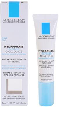 La Roche-Posay Hydraphase crema intensiv hidratanta pentru zona ochilor impotriva ochilor umflati 2