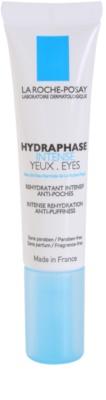 La Roche-Posay Hydraphase crema intensiv hidratanta pentru zona ochilor impotriva ochilor umflati