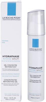 La Roche-Posay Hydraphase Intensiv-Serum für empfindliche und trockene Haut 3