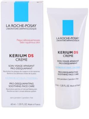 La Roche-Posay Kerium pomirjujoča krema za občutljivo kožo 2