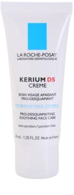 La Roche-Posay Kerium pomirjujoča krema za občutljivo kožo