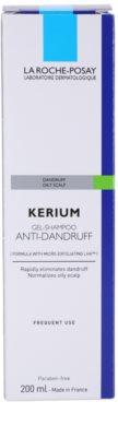 La Roche-Posay Kerium champú contra la caspa grasa 3