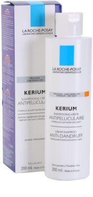 La Roche-Posay Kerium šampon proti suchým lupům 1