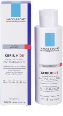 La Roche-Posay Kerium champú anticaspa 2