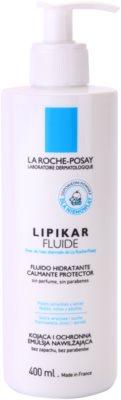 La Roche-Posay Lipikar vlažilni in zaščitni fluid brez parabenov