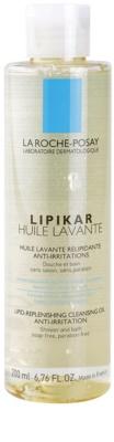 La Roche-Posay Lipikar olje za prhanje ki obnavlja bariero kože