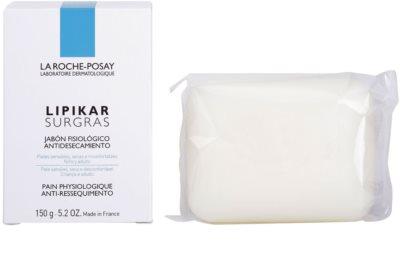 La Roche-Posay Lipikar Surgras sabonete para pele seca a muito seca 1