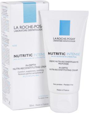 La Roche-Posay Nutritic crema nutritiva uscata si foarte uscata 1