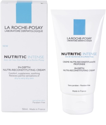 La Roche-Posay Nutritic creme nutritivo para pele seca a muito seca 2