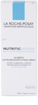 La Roche-Posay Nutritic crema nutritiva uscata si foarte uscata 3