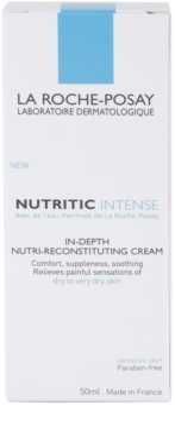 La Roche-Posay Nutritic creme nutritivo para pele seca a muito seca 3