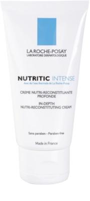 La Roche-Posay Nutritic crema nutritiva uscata si foarte uscata