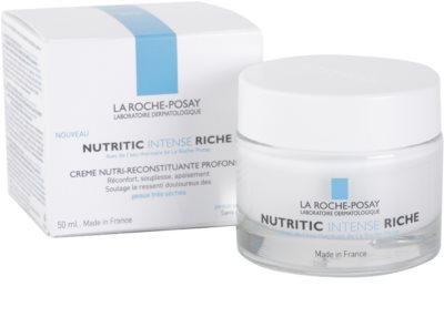 La Roche-Posay Nutritic crema nutritiva para pieles muy secas 2