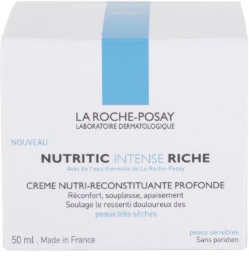 La Roche-Posay Nutritic crema nutritiva para pieles muy secas 4