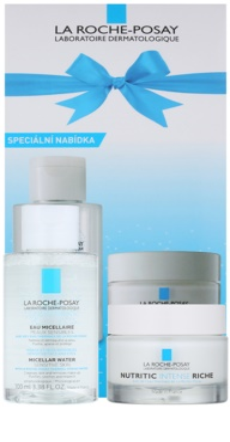 La Roche-Posay Nutritic zestaw kosmetyków VI.