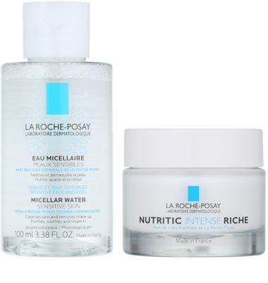 La Roche-Posay Nutritic zestaw kosmetyków VI. 1