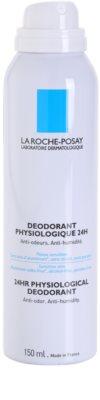 La Roche-Posay Physiologique deodorant fiziologic pentru piele sensibila 1