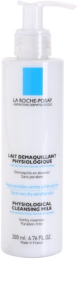 La Roche-Posay Physiologique fiziológiás sminklemosó tej a nagyon érzékeny bőrre