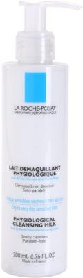 La Roche-Posay Physiologique leite desmaquilhante fisiológico para pele muito sensível