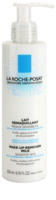 La Roche-Posay Physiologique leche desmaquillante fisiológico  para pieles muy sensibles 1