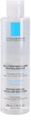 La Roche-Posay Physiologique Ultra apa cu particule micele pentru piele sensibila 1