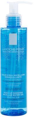 La Roche-Posay Physiologique fiziológiás micelláris arctisztító gél az érzékeny arcbőrre