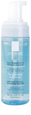 La Roche-Posay Physiologique physiliologisches reinigendes Mizellen Schaum Wasser für empfindliche Haut 3