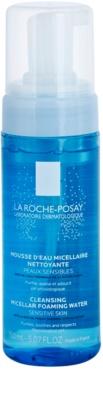 La Roche-Posay Physiologique fiziološka čistilna micelarna penasta voda za občutljivo kožo