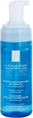 La Roche-Posay Physiologique physiliologisches reinigendes Mizellen Schaum Wasser für empfindliche Haut 1