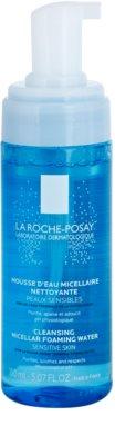 La Roche-Posay Physiologique água micelar fisiológica espumante de limpeza para pele sensível 1