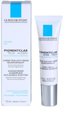 La Roche-Posay Pigmentclar crema de ochi iluminatoare impotriva pungilor de sub ochi 2