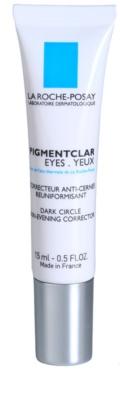La Roche-Posay Pigmentclar creme de olhos iluminador  contra olheiras