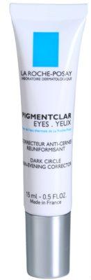 La Roche-Posay Pigmentclar krema za osvetljevanje predela okoli oči proti podočnjakom