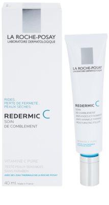 La Roche-Posay Redermic [C] nappali és éjszakai ránctalanító krém száraz bőrre 1