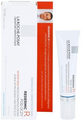 La Roche-Posay Redermic [R] tratamento concentrado contra as rugas da área dos olhos 1