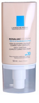 La Roche-Posay Rosaliac krem CC do skóry wrażliwej ze skłonnością do przebarwień