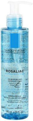La Roche-Posay Rosaliac micelarni čistilni gel za občutljivo kožo, nagnjeno k rdečici