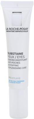La Roche-Posay Substiane crema antiarrugas contorno de ojos para reducir la hinchazón