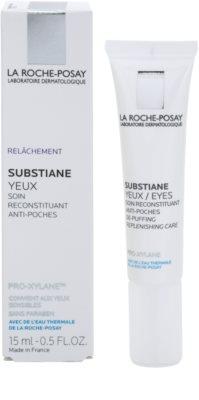 La Roche-Posay Substiane Augencreme gegen Falten gegen Schwellungen 1