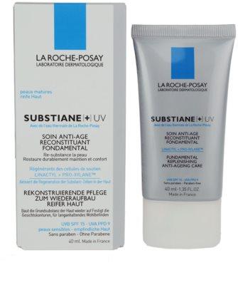 La Roche-Posay Substiane crema antiarrugas reafirmante para pieles secas 2