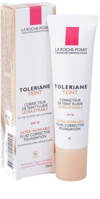 La Roche-Posay Toleriane Teint Fluide Make-up Fluid für empfindliche haut SPF 25 1
