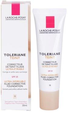 La Roche-Posay Toleriane Teint Fluide Make-up Fluid für empfindliche haut SPF 25 2