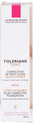 La Roche-Posay Toleriane Teint Fluide Make-up Fluid für empfindliche haut SPF 25 3