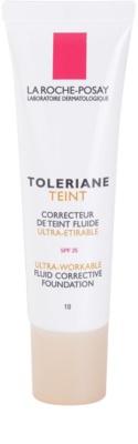 La Roche-Posay Toleriane Teint Fluide podkład we fluidzie do skóry wrażliwej SPF 25