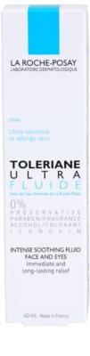 La Roche-Posay Toleriane Ultra Fluide tratamiento calmante intensivo para rostro y contorno de ojos 2