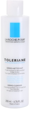 La Roche-Posay Toleriane pomirjevalna emulzija za odstranjevanje ličil za netolerantno kožo