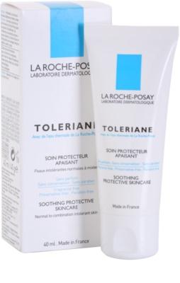 La Roche-Posay Toleriane emulsie calmanta si hidratanta pentru ten sensibil, cu probleme 1