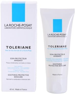 La Roche-Posay Toleriane pomirjevalna in vlažilna emulzija za netolerantno kožo 2