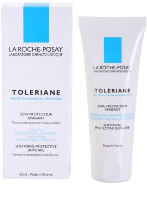 La Roche-Posay Toleriane emulsie calmanta si hidratanta pentru ten sensibil, cu probleme 2